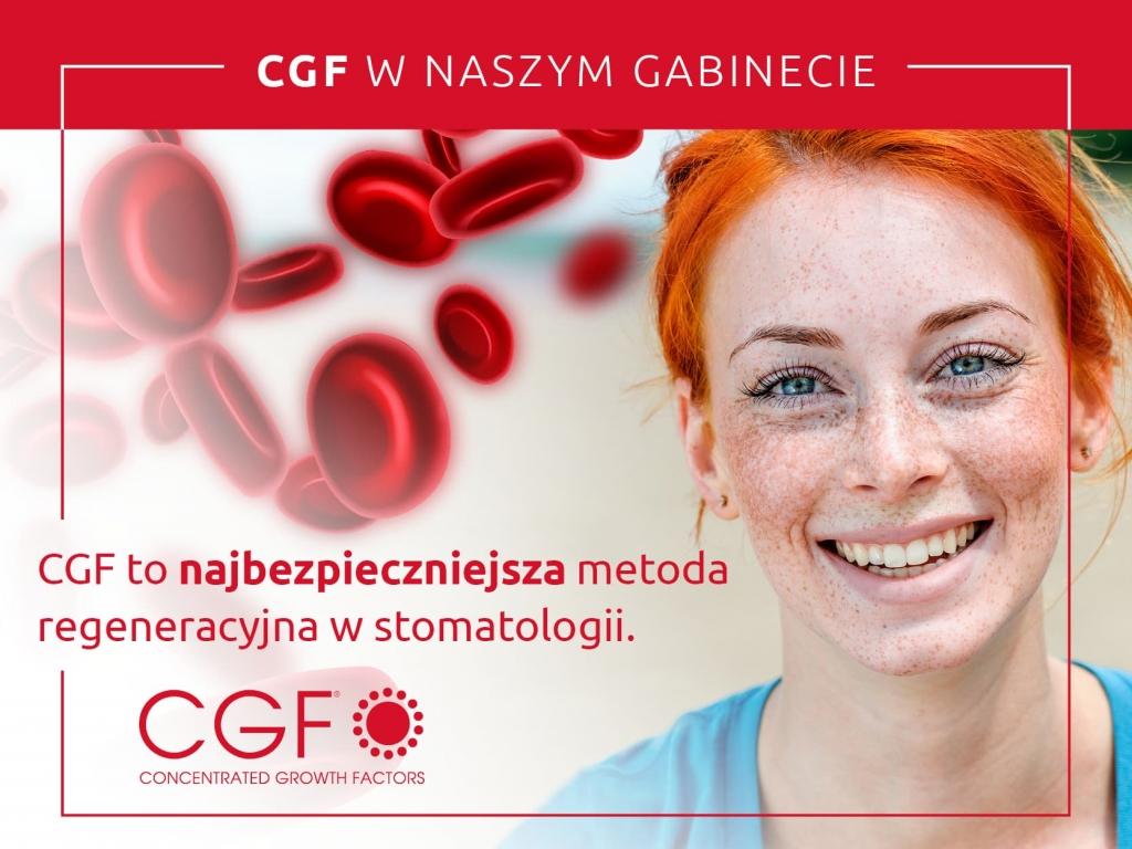 Czynniki wzrostu - stomatolog Warszawa