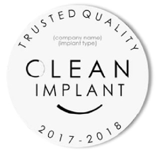 clean implant logo