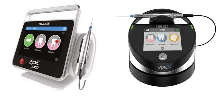 Leczenie laserowe zębów