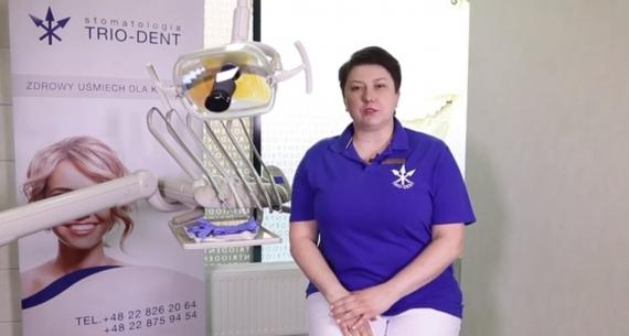 Dyplomowana higienistka stomatologiczna Katarzyna Marosz-Berus