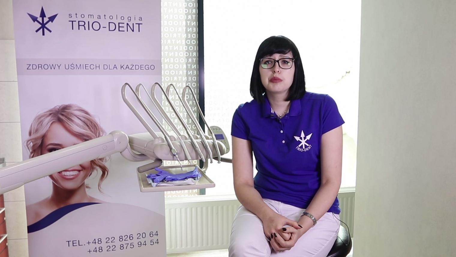 Dyplomowana higienistka Katarzyna Dworniczak