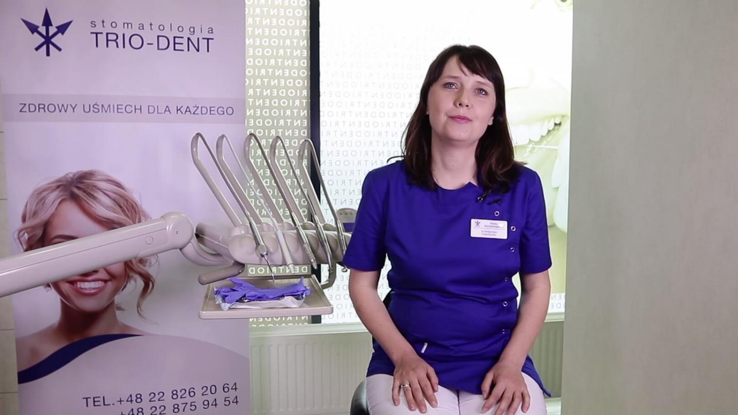 Małgorzata Orzechowska – Endodoncja i Protetyka